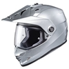 HJC DS-X1 SOLID / SEMI-FLAT AND METALLIC DUAL SPORT HELMET
