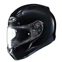 HJC CL-17 PLUS SOLID AND MATTE FULL FACE HELMET