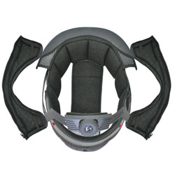 HJC CL-IRONROAD OPEN-FACE / HALF HELMET REPLACEMENT PARTS