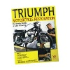 TRIUMPH MOTORCYCLE RESTORATION BOOK