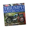 TRIUMPH MOTORCYCLES: FROM SPEED-TWIN TO BONNEVILLE HARDCOVER BOOK