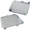 Chrome Shark Skin Radiator Grate