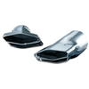 Polygon Integrated Exhaust Tips