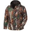 Mens Camo Softshell Jacket