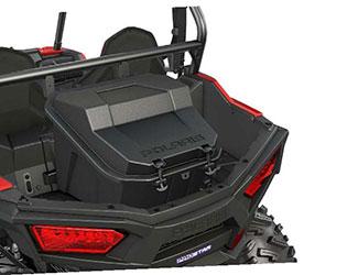 Lock & Ride Cargo Box from Polaris RZR Parts, Accessories