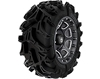 Pro Armor Dagger Tire with Shackle Wheel