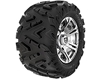 Pro Armor Attack Tire with Sixr Wheel