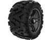 Pro Armor Attack Tire with Split Wheel