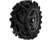 Pro Armor Dagger Tire with Split Wheel