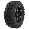 Pro Armor Dual-Threat 26 In. Tire with Buckle Wheel