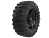 Pro Armor Dual Threat 26 Inch Tire with Split Wheel