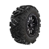 Pro Armor Attack 2.0 28 In. Tire with Halo Wheels