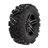 Pro Armor Attack 2.0 30 Inch Tire with Flare Wheels