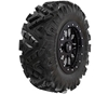 Pro Armor Attack 2.0 30 In. Tire with Halo Wheel