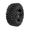 Pro Armor Crawler XG 28 Inch Tire with Flare Wheel