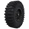 Pro Armor Dual-Threat 32 In. Tire with Halo Wheel