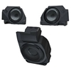 Rockford Fosgate 10 In. Subwoofer With Rear Coaxial Speaker Stage 4 Upgrade