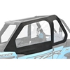 Xtreme Performance Canvas Upper Half Doors