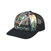 Mens Camo Trucker Hat
