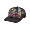 Womens Camo Trucker Cap