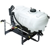 Lock & Ride 60 Gallon Boomless Utility Sprayer
