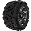 Pro Armor Attack 26 In. Tire With Buckle Wheel
