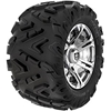 Pro Armor Attack 26 In. Tire With Sixr Wheel