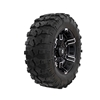 Pro Armor Dual Threat 26 Inch Tire With Buckle Wheel