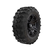Pro Armor Dual-Threat 26 In. Tire With Sixr Wheel