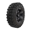 Pro Armor Dual-Threat 29 In. Tire With Buckle Wheel