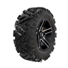 Pro Armor Attack 2.0 28 In. Tire With Flare Wheel