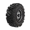 Pro Armor Attack 2.0 28 In. Tire With Halo Wheel