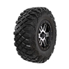 Pro Armor Crawler XR 28 Inch Tire With Combat Wheel