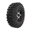 Pro Armor Dual-Threat 29 In. Tire With Combat Wheel
