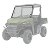 Lock & Ride Hard Coat Poly Full Windshield
