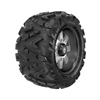 Pro Armor Attack 26 In. Tire With Amplify 14 In. Wheel