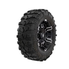 Pro Armor Dual-Threat 26 In. Tire with Buckle 14 In. Wheel
