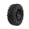 Pro Armor Dual-Threat 26 In. Tire with Sixr 14 In. Wheel