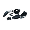 Stealth Passenger Armrests For Touring And Trike