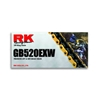 RK CHAIN GB520EXW XW RING ATV AND ENDURO RACE CHAIN RK JAPAN