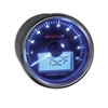 KOSO GP STYLE UNIVERSAL TACHOMETER WITH WATER TEMPERATURE
