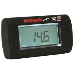 KOSO AIR AND FUEL RATIO MINI METER