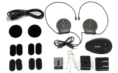 UCLEAR DIGITAL AMP PLUS HELMET AUDIO SYSTEM