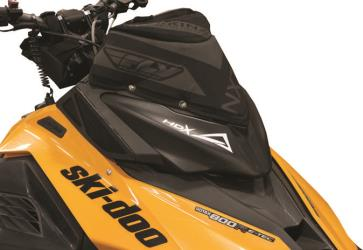 SKINZ PROTECTIVE GEAR HEADLIGHT DELETE KIT FOR SKI DOO