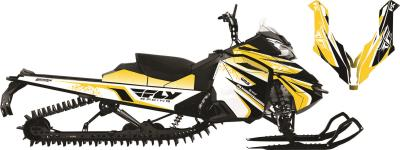 ARCTIC FX GRAPHICS FLY RACING INVERSION GRAPHIC