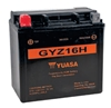 YUASA GYZ SEALED AGM FACTORY ACTIVATED BATTERIES