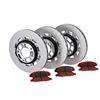 Performance Slotted Rotors