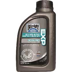 BEL-RAY EXP SEMI SYNTHETIC ESTER BLEND 4T ENGINE OIL