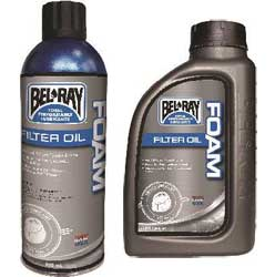 BEL-RAY FOAM FILTER OIL