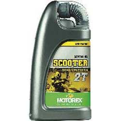 MOTOREX SCOOTER 2T ENGINE OIL